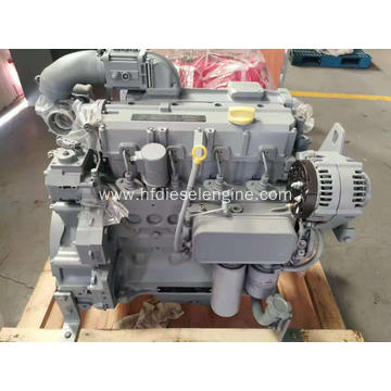 BF4M2012 deutz water cooled engine